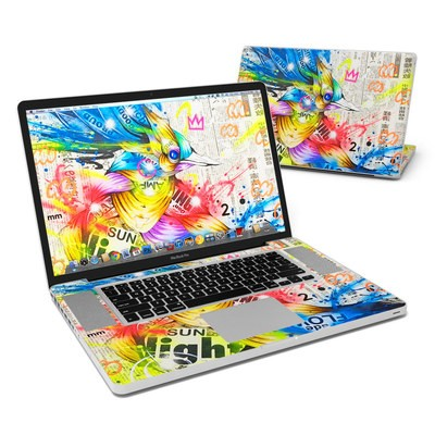 MacBook Pro 17in Skin - Aoitori