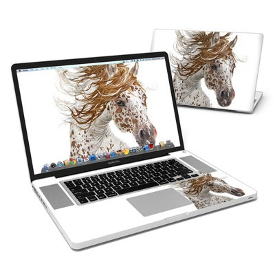 MacBook Pro 17in Skin - Appaloosa