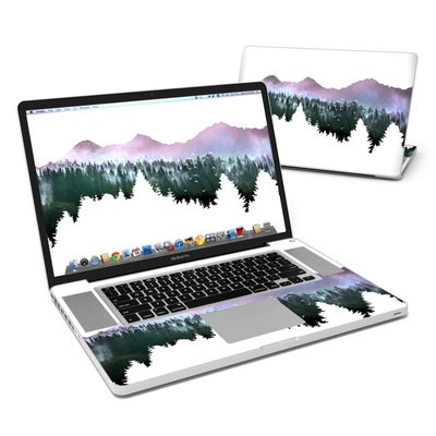 MacBook Pro 17in Skin - Arcane Grove