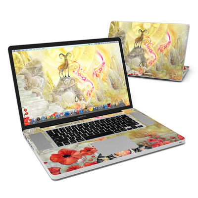 MacBook Pro 17in Skin - Aries