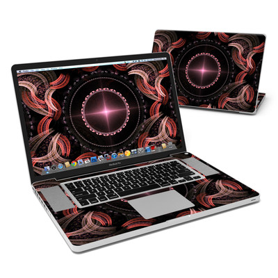 MacBook Pro 17in Skin - All Roads Lead Home
