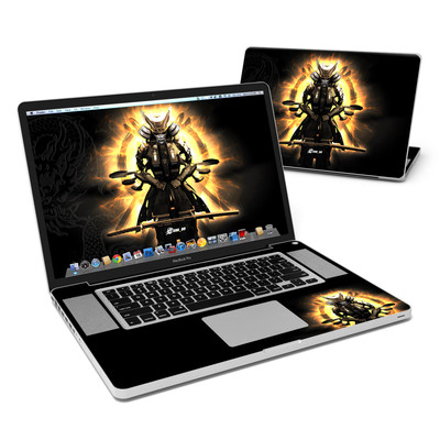 MacBook Pro 17in Skin - Armor 01