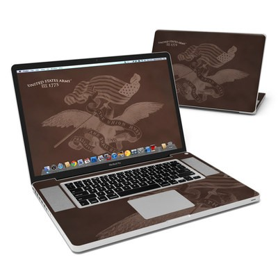 MacBook Pro 17in Skin - Army Preserved