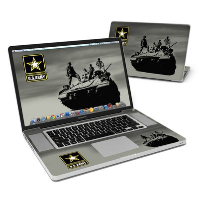 MacBook Pro 17in Skin - Army Troop