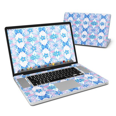 MacBook Pro 17in Skin - Aruba