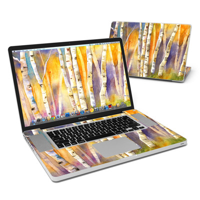 MacBook Pro 17in Skin - Aspens