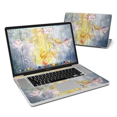 MacBook Pro 17in Skin - Aspirations