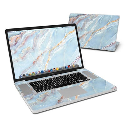 MacBook Pro 17in Skin - Atlantic Marble