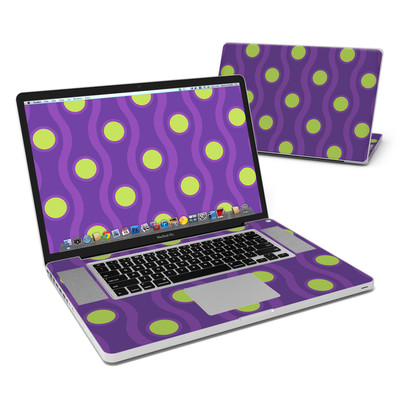 MacBook Pro 17in Skin - Atomic