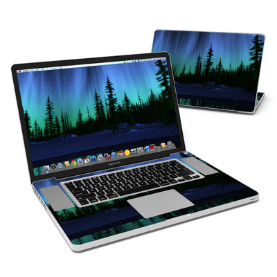 MacBook Pro 17in Skin - Aurora