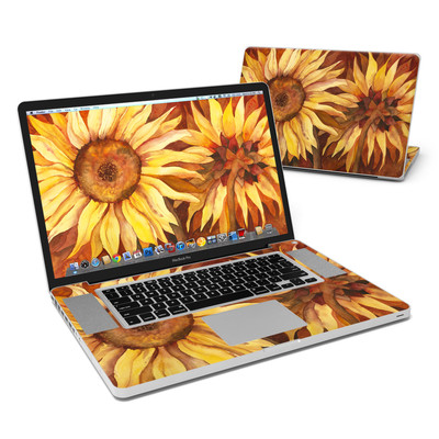 MacBook Pro 17in Skin - Autumn Beauty