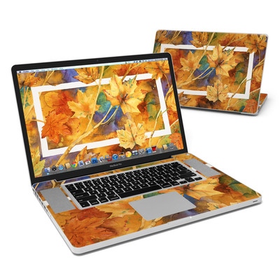 MacBook Pro 17in Skin - Autumn Days