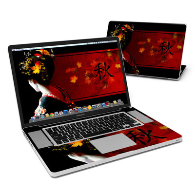 MacBook Pro 17in Skin - Autumn