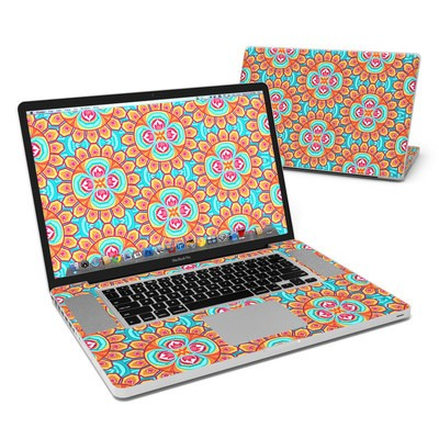 MacBook Pro 17in Skin - Avalon Carnival