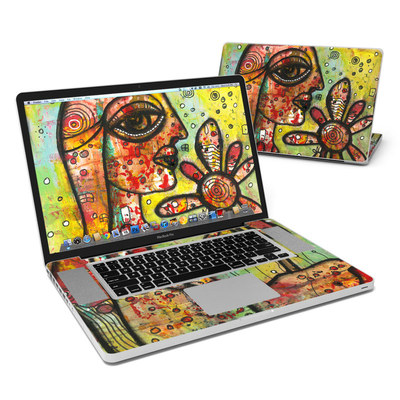 MacBook Pro 17in Skin - A Walk