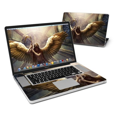 MacBook Pro 17in Skin - Azrael