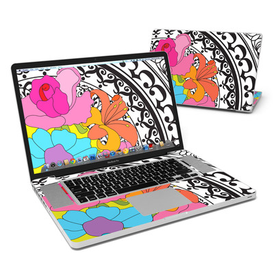 MacBook Pro 17in Skin - Barcelona