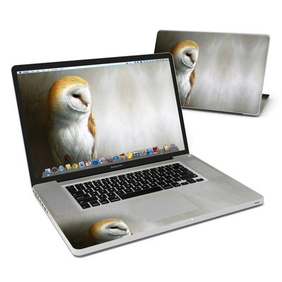 MacBook Pro 17in Skin - Barn Owl