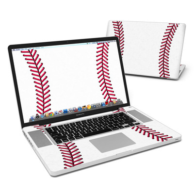 MacBook Pro 17in Skin - Baseball