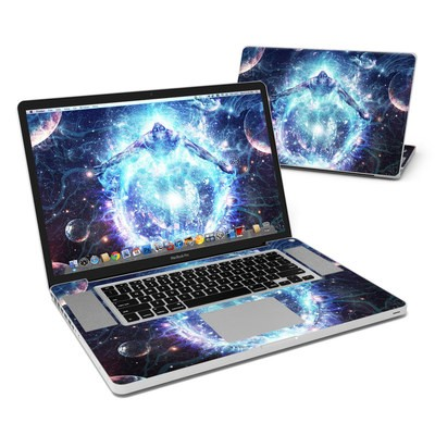 MacBook Pro 17in Skin - Become Something