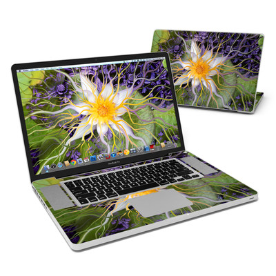MacBook Pro 17in Skin - Bali Dream Flower