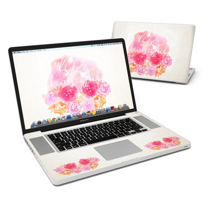 MacBook Pro 17in Skin - Beautiful