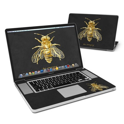 MacBook Pro 17in Skin - BEEamazing