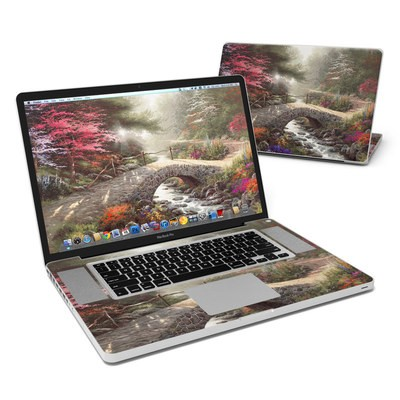 MacBook Pro 17in Skin - Bridge of Faith