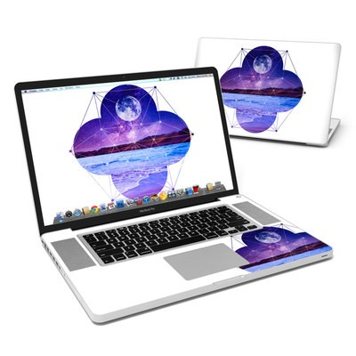 MacBook Pro 17in Skin - Breakers