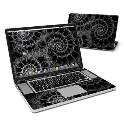 MacBook Pro 17in Skin - Bicycle Chain