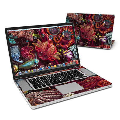 MacBook Pro 17in Skin - C-Pods