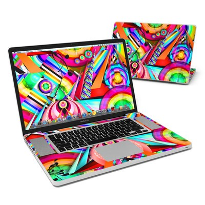 MacBook Pro 17in Skin - Calei