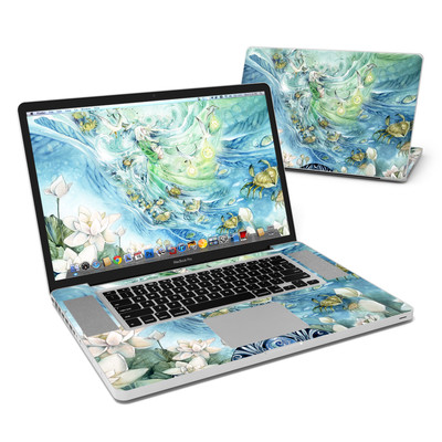 MacBook Pro 17in Skin - Cancer