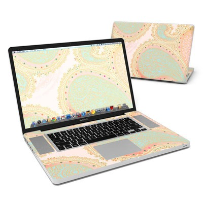 MacBook Pro 17in Skin - Casablanca Dream