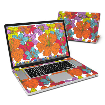 MacBook Pro 17in Skin - Cayenas