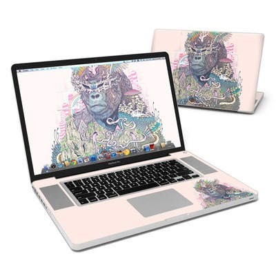 MacBook Pro 17in Skin - Ceremony