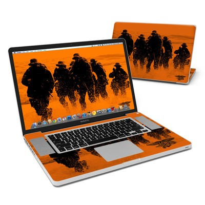 MacBook Pro 17in Skin - Charge