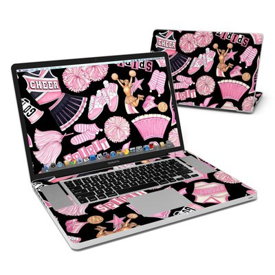 MacBook Pro 17in Skin - Cheerleader