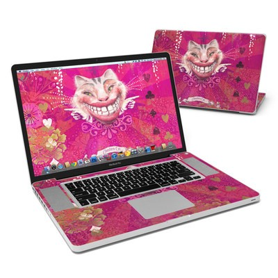 MacBook Pro 17in Skin - Cheshire
