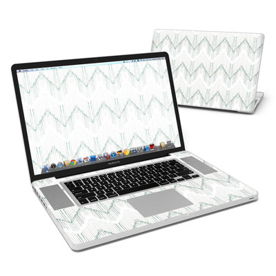 MacBook Pro 17in Skin - Chic Chevron