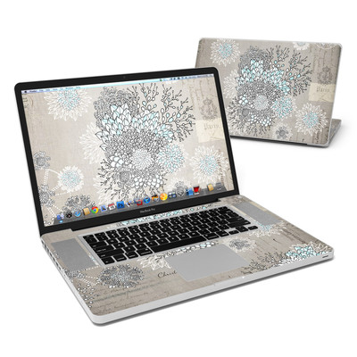 MacBook Pro 17in Skin - Christmas In Paris