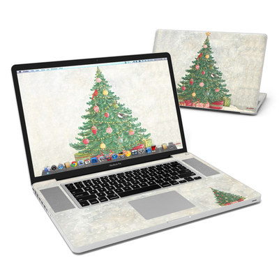 MacBook Pro 17in Skin - Christmas Wonderland
