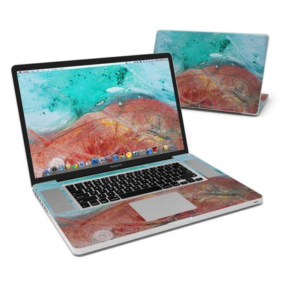 MacBook Pro 17in Skin - Clay Mountains