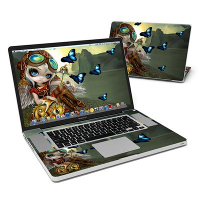 MacBook Pro 17in Skin - Clockwork Dragonling