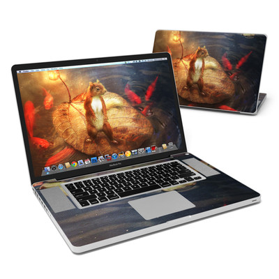 MacBook Pro 17in Skin - Columbus