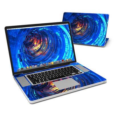 MacBook Pro 17in Skin - Clockwork