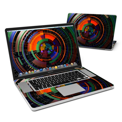 MacBook Pro 17in Skin - Color Wheel
