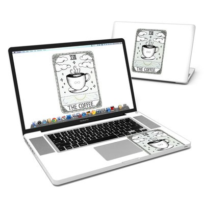 MacBook Pro 17in Skin - The Coffee