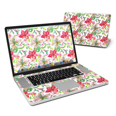 MacBook Pro 17in Skin - Colibri