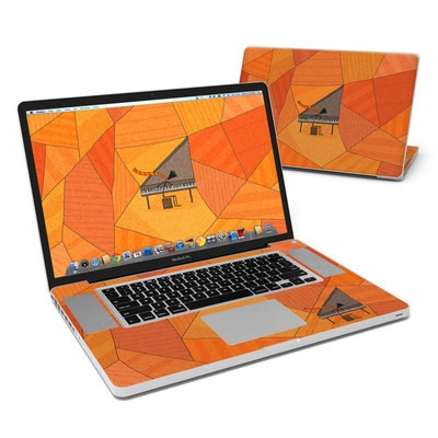 MacBook Pro 17in Skin - Colin Huggins